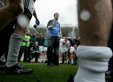 Kieran McGeeney has seen Kildare from strength to strength in his three years in charge.