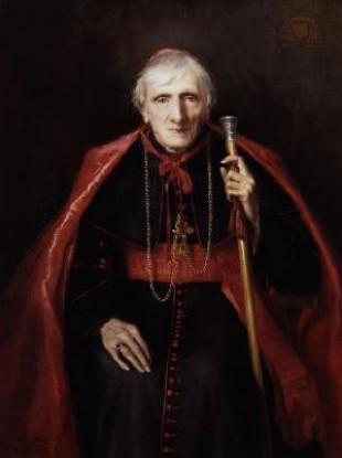 John Henry Newman: to be made a Saint?
