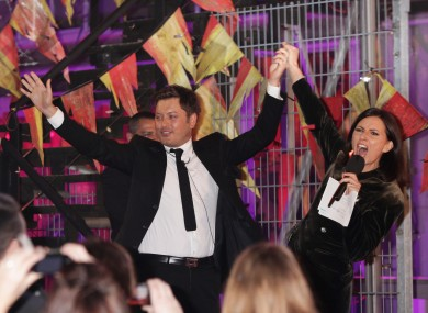 Brian Dowling was named Big Brother's 'Ultimate housemate' - and became the only person to win two series of the show.