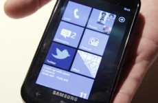 Microsoft unveils Windows 7 phones