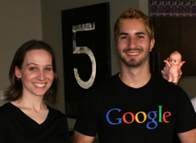 Googlers have something to smile about today...
