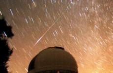 Ireland to brighten up with meteor shower tonight