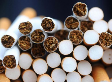 Cigarettes and alcohol both escaped price increases