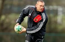 Munster confirm Paul Warwick departure