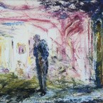 Man in A Room Thinking by Jack B Yeats has never been seen in public before. It goes on display at The Model, Sligo next month.