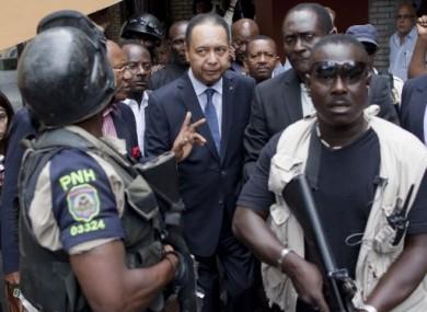 Haiti's ex-dictator Jean-Claude Duvalier, aka
