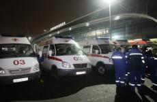 Explosion at major Moscow airport kills dozens