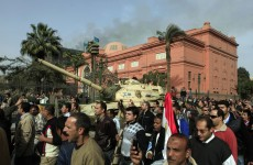 Two Pharaonic mummies destroyed in Egyptian protests