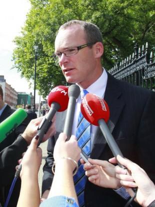 Simon Coveney.