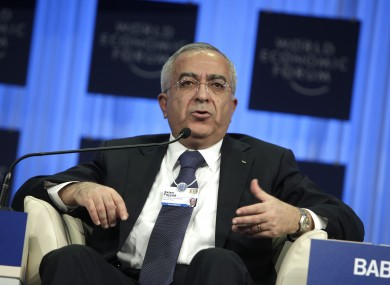 Prime Minister Salam Fayyad will now have six weeks to form a new cabinet, ahead of general elections in September.