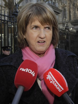 Many saw Joan Burton's appointment to the Social Protection brief as a demotion given her performance as Labour's finance spokesperson.