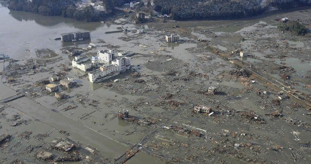 Japan: 9,500 people missing in single town alone