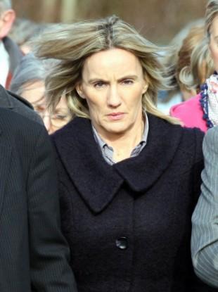 File photo dated 2 March 2011 of Hazel Stewart.