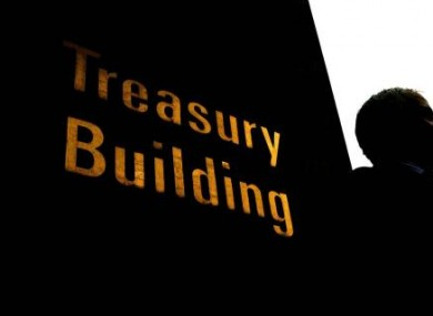 The Treasury Building in Dublin - home to NAMA.