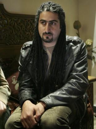 Omar Osama bin Laden in 2008.
