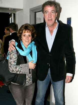 Clarkson and his wife Frances pictured in 2007
