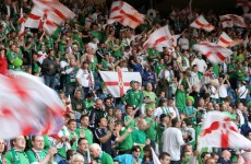 Northern Ireland fans' charity game in Dublin off amid 'sectarian fears'