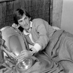 Waking up with the European Cup after scoring the winning goal in the previous night's 1978 final.<span class=