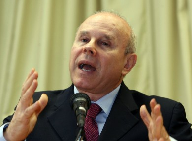 Brazil's finance minister Guido Mantega has said the process of choosing an IMF leader should not be confined merely to Europe.