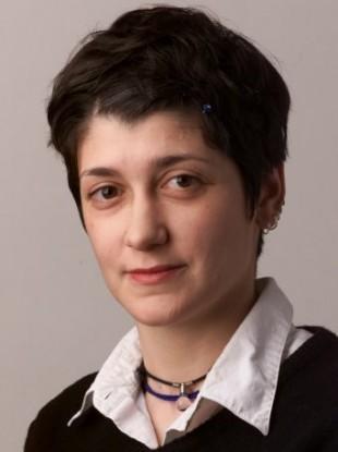 Undated file photo of US journalist Dorothy Parvaz.