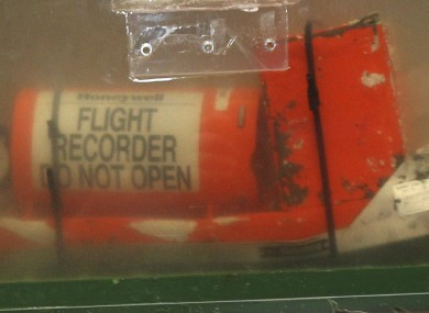 The voice recorder from the doomed Air France Flight 447 was recovered earlier this month and is being examined by French authorities.
