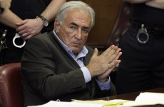 Strauss-Kahn out of prison and into luxury apartment building near ground zero
