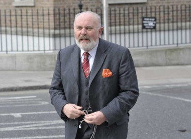 David Norris needs the support of four county councils in order to run for President; today he received his first endorsement from Fingal County Council.