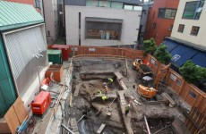 Archaeologists find new Viking site in Temple Bar