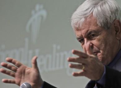 Gingrich now has a problem