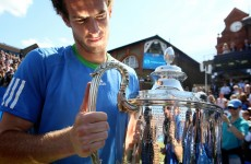 King of Queen's: Dogged Murray defeats Tsonga in London