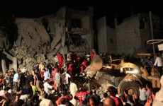 Civilians killed in NATO airstrike, says Libyan government
