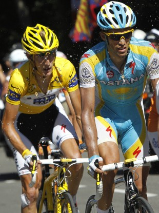 Andy Schleck and Alberto Contador have unfinished business to attend to