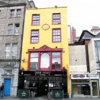 Freehold licensed pub with tenant on Eden Quay in Dublin city
