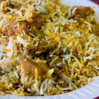 Chicken biryani (Third favourite in Pakistan)<span class=