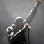 Jay-Z performs on the main stage at last year's Oxegen music festival at Punchestown, Co Kildare.