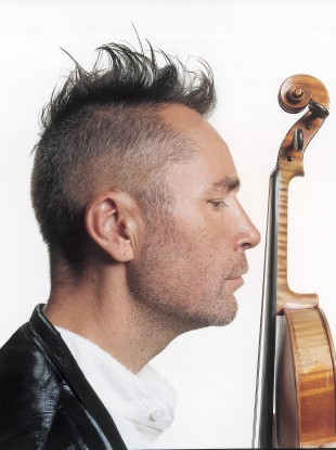 Making plans for Nigel: Nigel Kennedy and Polish jazz band Kroke are at the National Concert Hall on 27 July