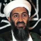 Osama Bin Laden was killed at his compound in Abbottabad, Pakistan on 1 May when American-led forces stormed the buildings. He has been the focus of one of the world's biggest manhunts. Pic: Anonymous/AP/Press Association Images