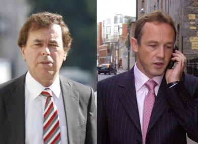 Justice minister Alan Shatter openly criticised the work of RTÉ's crime correspondent Paul Reynolds at