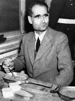Rudolf Hess, Nov. 29, 1945.