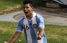 Who the hell is Sergio Aguero?