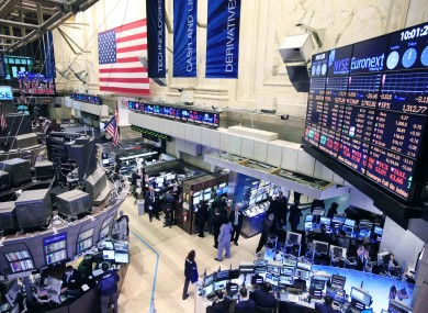 American stock markets have already lost value as investors prepare for a possible default - and those jitters will continue as long as Congress can't reach a budget deal.