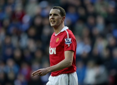 John O'Shea: was reluctant to move.