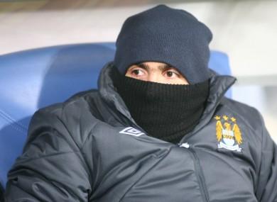Tevez: will he still be at Manchester City next season?