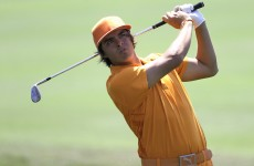 In the swing: Comparing Ricky and Rory is a dangerous game