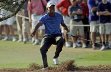 Don't call it a comeback: Tiger confirms his withdrawal from The Open