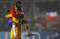 Juego Bonito: Chile show the way in Copa Group C