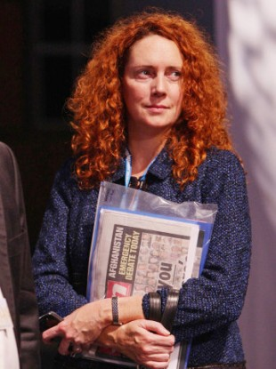 Rebekah Brooks, former editor of The News of the World