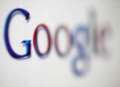 Blame Google...