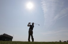 As it happened: British Open, day two