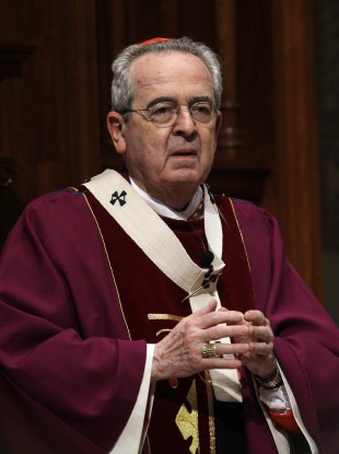 Cardinal Joseph Rigali has stepped down as the Archbishop of Philadelphia.